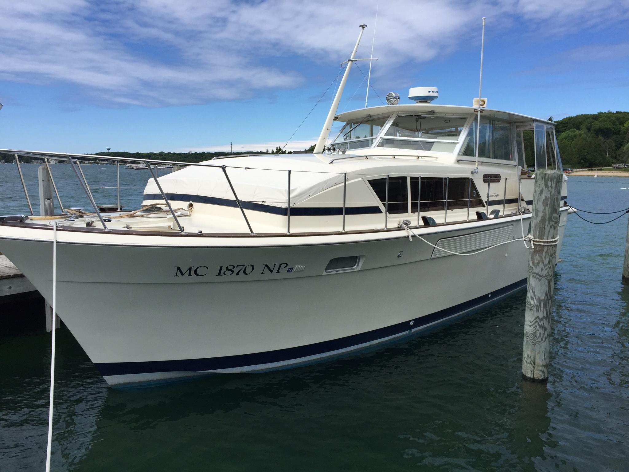 410 Chris Craft Motor Yacht