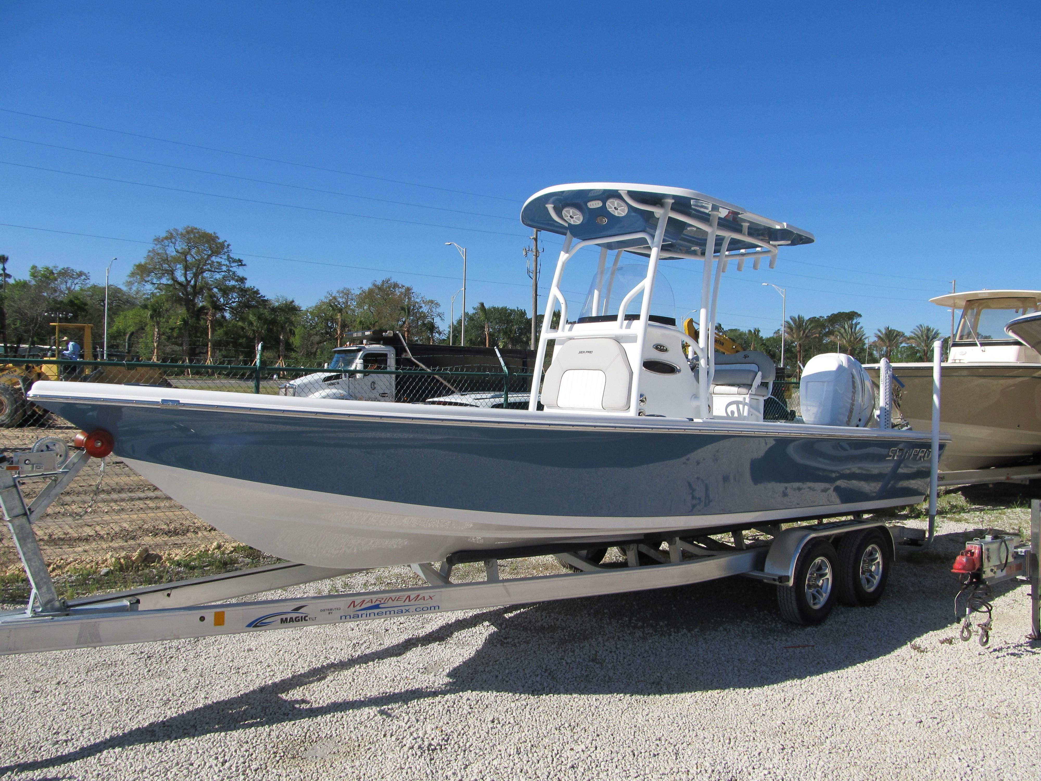2017 Sea Pro 248 Bay Power Boat For Sale wwwyachtworldcom