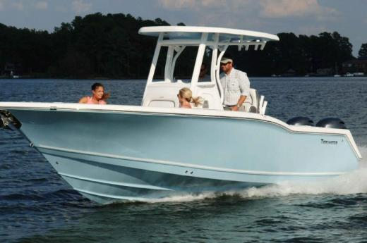 Tidewater 252 CC Adventure Boats For Sale YachtWorld