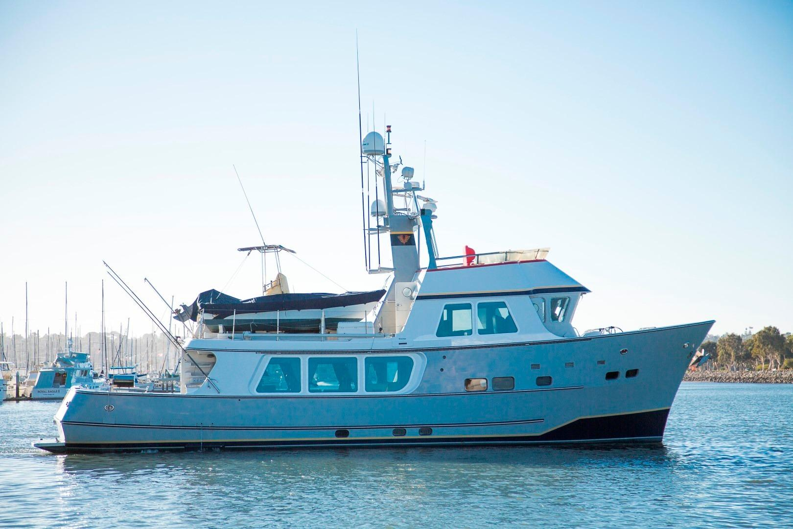 1990 Seaton Expedition Yacht Seaton Power Boat For Sale