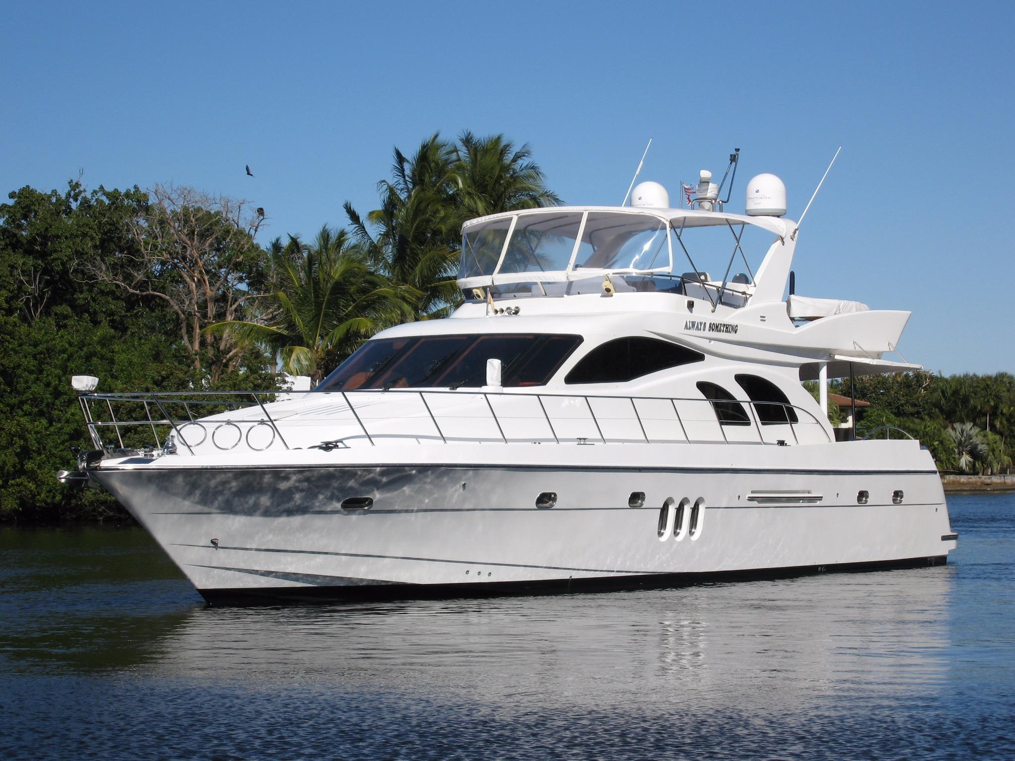 2009 Grand Harbour 66 Motoryacht Power Boat For Sale