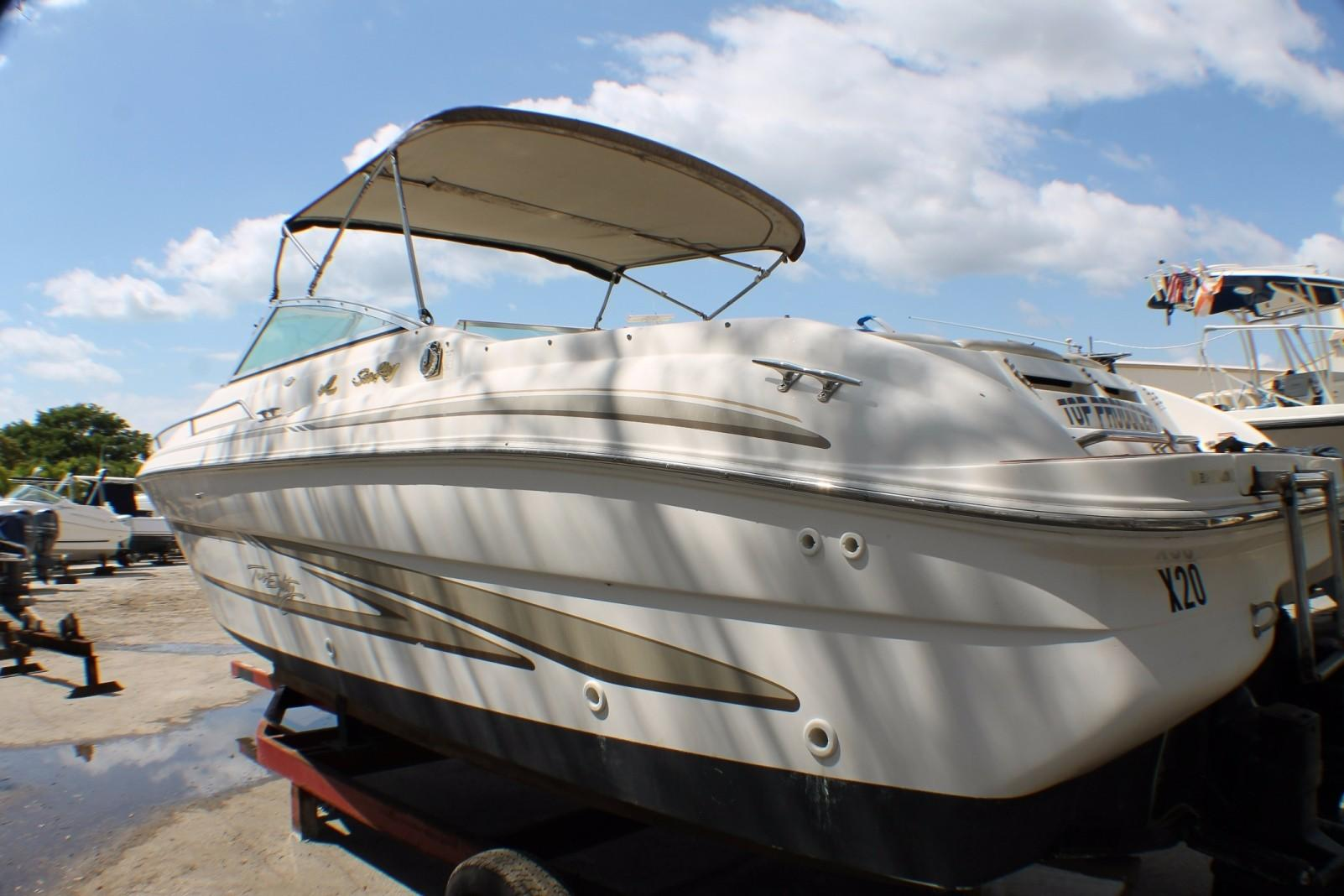 1997 Used Sea Ray 280 Bowrider Boat - Year of Clean Water