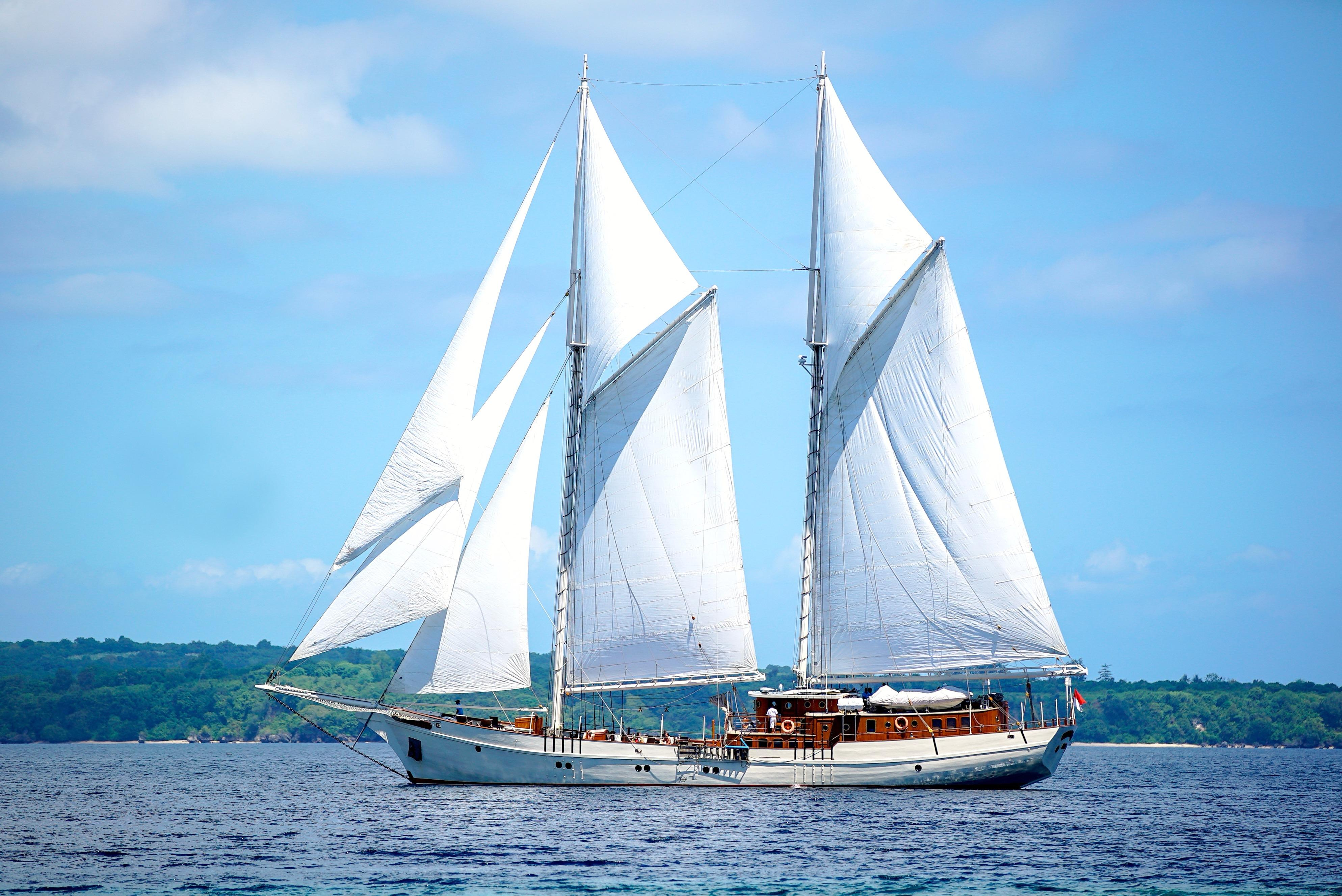 2009 Classic Schooner Sail Boat For Sale Wwwyachtworldcom