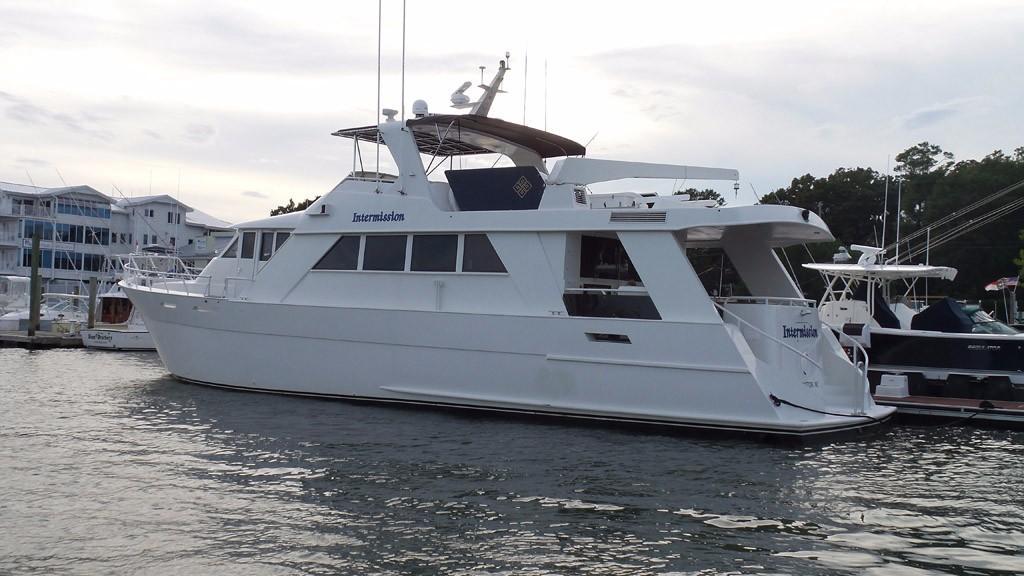 2000 Custom Carolina Motor Yacht Power Boat For Sale Www