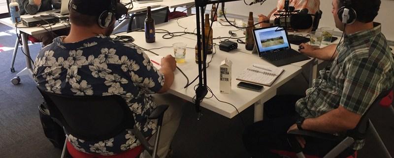 podcast planning