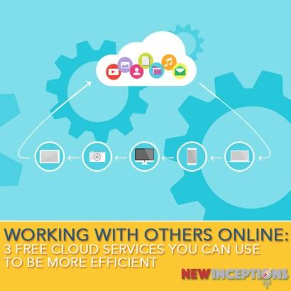 free cloud services