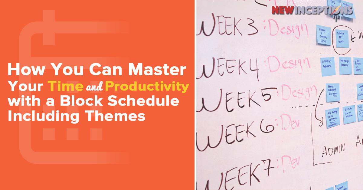 block schedule