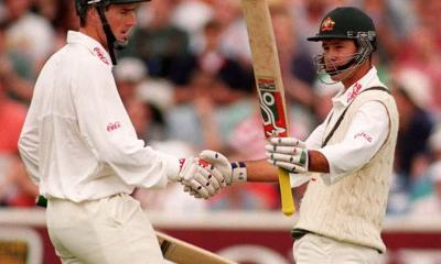 On This Day In 1997, Ricky Ponting Scored His First Test Century