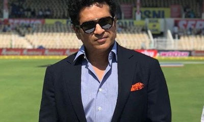 Sachin Tendulkar Says Adjudge Batsman Out If DRS Shows Ball Is Hitting Stumps