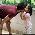 Suresh Raina Takes Daughter Out For A Drive To Enjoy Delhi Rains. Watch