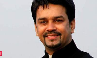 Time for Indian media industry to explore new avenues of growth & revenue: Anurag Thakur