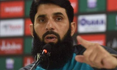 Misbah-ul-Haq Adamant Pakistan Can Come Back In Series Against England