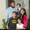 """The Incredibles"": Mumbai Indians Caption Kieron Pollard's Family Photo 