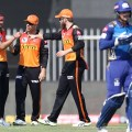 IPL 2020 LIVE Score, MI vs SRH Todays Match Live Updates: Siddarth Kaul Removes Suryakumar Yadav, Mumbai Indians Two Down