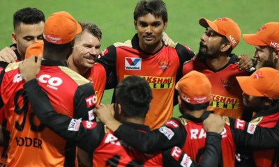 IPL 2020 Points Table: SunRisers Hyderabads Win Over Royal Challengers Bangalore Makes Race For Playoffs Interesting