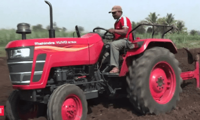 Mahindra tractor sales up 2 per cent to 46,558 units in October