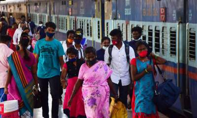 Women passengers allowed to travel during non-peak hours from Nov 23: Southern Railway