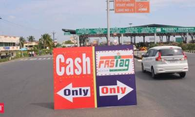 FASTag rollout: Hybrid lanes at NH toll plazas to remain operational till Feb 15