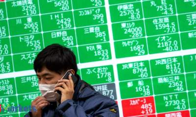 Japan shares mixed but signs point to more upside potential