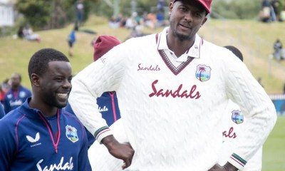 NZ vs WI: West Indies Captain Jason Holder Questions Use Of