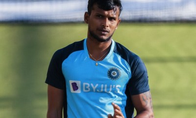 Australia vs India: T Natarajan Replaces Umesh Yadav In India Squad For Last Two Tests