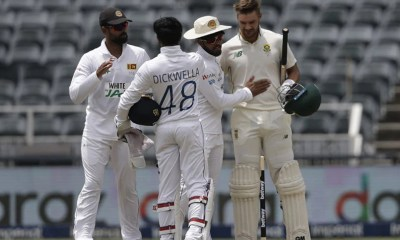 SA vs SL, 2nd Test: Dimuth Karunaratnes Century In Vain As South Africa Complete Series Win Over Sri Lanka