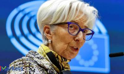 """ECB """"closely monitoring"""" rising sovereign yields: Christine Lagarde"""