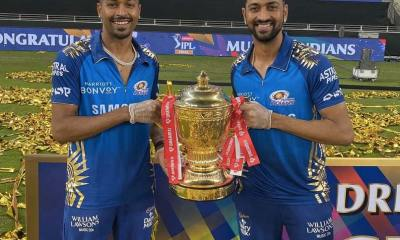 Ahead Of IPL 2021 Auction, Hardik Pandya Shares Then And Now Video. Watch