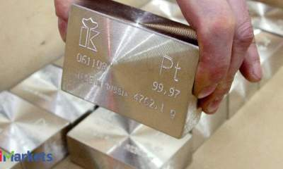 Platinum scales 6-year peak, gold gains as dollar stumbles