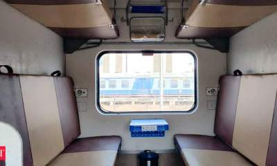 Railways to roll out Tejas sleeper coaches; 500 to be manufactured in FY 21-22