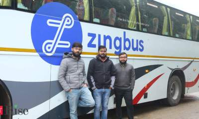 Zingbus secures funding from Titan Capital, Ritesh Agarwal, others