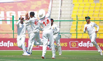 Afghanistan vs Zimbabwe, 1st Test: Sean Williams Century, Bowlers Help Zimbabwe To 10-Wicket Win