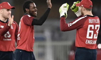 India vs England: Jofra Archer Ruled Out Of ODI Series vs India, To Miss Start Of IPL 2021