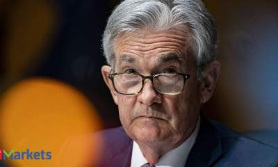 Jerome Powell says 'disorderly' market conditions would concern him sending yields higher