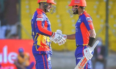 PSL: Babar Azam, Mohammad Nabi Shine As Karachi Kings Beat Peshawar Zalmi By 6 Wickets