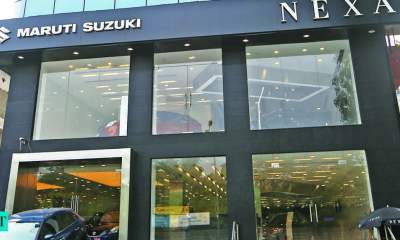 Rising for the third straight month, Maruti Suzuki's wholesale jumps nearly 12% in February