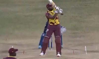 West Indies vs Sri Lanka: Kieron Pollards 6 Sixes In An Over Off Sri Lankan Right After His Hat-Trick. Watch
