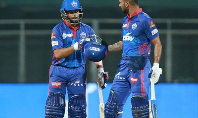 IPL 2021, CSK vs DC: Shikhar Dhawan, Prithvi Shaw Celebrate Delhi Capitals Win With Dance Videos. Watch