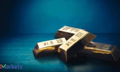Gold rebounds on strong US inflation data, weaker dollar