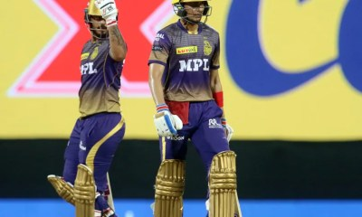 KKR vs MI, IPL 2021 Live Score: Nitish Rana, Shubman Gill Take Kolkata Knight Riders Past 50 In 153-Run Chase