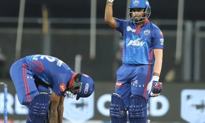 RR vs DC IPL 2021 Live Score: Delhi Capitals Look To Make It Two Wins In Two Matches Against Rajasthan Royals