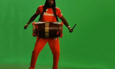 IPL 2021: Chris Gayle Is Back, This Time Doing It The Daler Mehndi Style