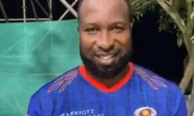 IPL 2021: Kieron Pollard Begins Training With Mumbai Indians After Completing Quarantine