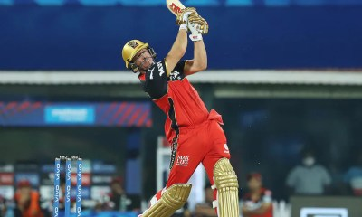 IPL 2021: AB De Villiers, Harshal Patel The Stars As RCB Edge MI In Last-Ball Thriller