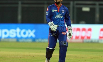 IPL 2021: Rishabh Pant Fumbles Easy Run-Out Chance As DC Go Down To RR. Watch