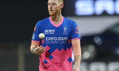 IPL 2021: Rajasthan Royals All-Rounder Ben Stokes Ruled Out Of Tournament With Broken Finger