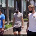 IPL 2021: Riyan Parag Gives Ben Stokes, Liam Livingstone A Tour Of RR Bio-Bubble. Watch