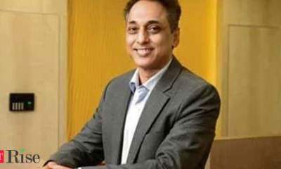 Sivasubramanian Ramann takes charge as chairman, Managing Director, SIDBI