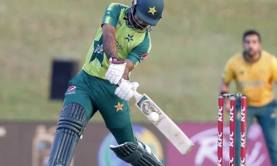 4th T20I: Pakistan Clinch Series 3-1 Despite Late Collapse vs South Africa