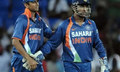 """That's The Way You Play?"": Virender Sehwag Recalls Rahul Dravid Losing His Cool On MS Dhoni 